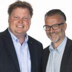 Jørn Lier Horst i Thomas Enger